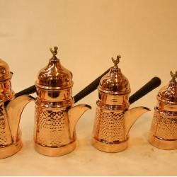 Copper Arabic Coffee Pot